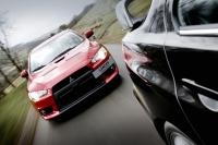 Prijzen Mitsubishi Lancer Evolution X bekend
