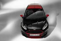 Ford Fiesta Red & Black haalt 140 pk per liter