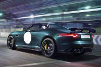 Jaguar Project 7 in productietrim