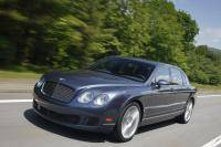 Bentley Continental Flying Spur Speed: 610 pk