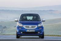 Nieuwe Smart Fortwo & Forfour in detail