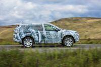 Ludieke onthulling 7-zits Land Rover Discovery Sport