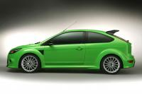 Alle specificaties van Ford Focus RS