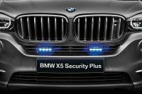 BMW X5 Security Plus ready to serve and protect