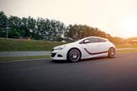 Spierballenvertoon: Irmscher Astra GTC Turbo i1400