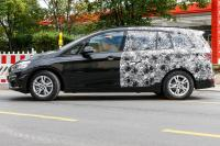 BMW 2-serie Family Tourer halfnaakt