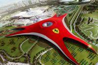Ferrari World Abu Dhabi opent in 2010