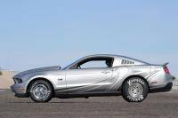 Waar rook is, is de Ford Cobra Jet Mustang