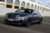 Autonieuws Bentley Continental Supersports - Test Allesbrander: Bentley Supersports