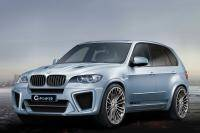+300 km/h in G-Power 'X5 M en X6 M' Typhoon