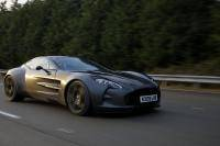 Aston Martin One-77 topt 355 km/h