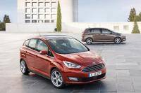 Gefacelifte Ford C-Max en Grand C-Max onthuld
