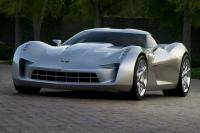 Legendarische Corvette Stingray getransformeerd