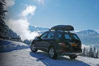 Mercedes-Benz ML 320 CDI: Nomadenvervoer