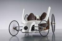 Unieke conceptcar: Mercedes F-Cell Roadster