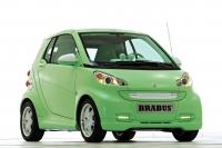 Brabus Fortwo Electric Drive: Exclusive schoonheid