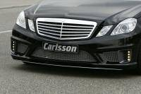 Carlsson aan de E-cocktail