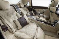 Ultiem executive-vervoer: Mercedes-Maybach S-klasse