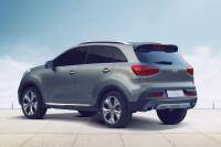 Kia KX3 Concept is Macan look-a-like