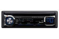 'Handfree' CD-reciever van Kenwood