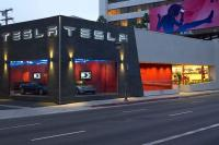 Tesla opent Europese dealers