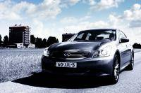 Infiniti G37: Try to be different