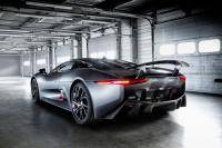 Officieus: Gastoptreden van Jaguar C-X75 in nieuwe Bond-film