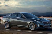 Cadillac CTS-V kleineert E 63 AMG & co