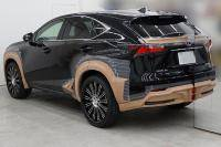 Over de top: Lexus NX Wald International