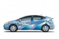 Ideaal voor forenzen: Full Hybrid Electric Toyota Prius Concept
