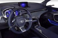 In volle glorie: Lexus LF-Ch concept