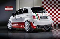 Abarth 500 gaat de rally in!