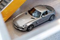Mercedes SLS AMG: alle details, foto´s en specificaties