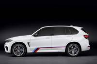 BMW X5 en X6 in M Performance-kledij