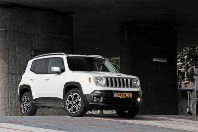 Autotest | Jeep Renegade
