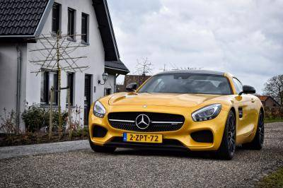 Autotest | Mercedes-AMG GT S