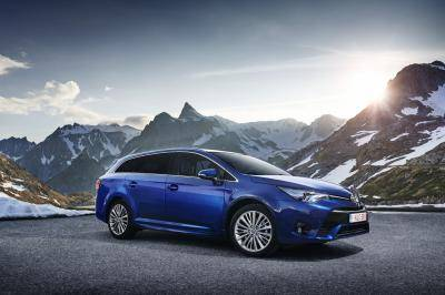 Autotest | Toyota Avensis (Touring Sports)