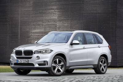 Autotest: BMW X5 PHEV