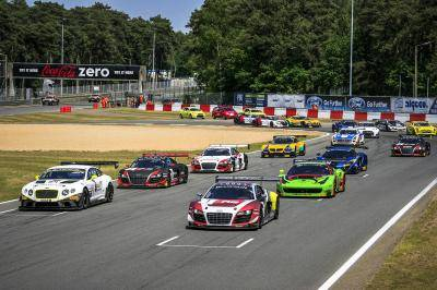 Gedreven door passie: Blancpain Series