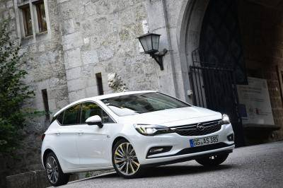 Autotest | Opel Astra