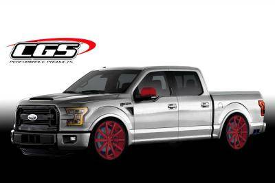CGS Performance F-150 Lariat Supercrew
