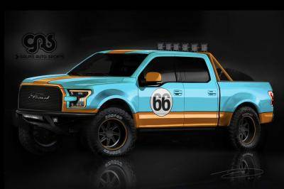 Ford F-150 Galpin Auto Sports