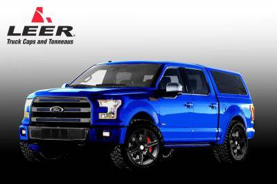 Leer Outdoorsman F-150 XLT