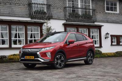 Autotest | Mitsubishi Eclipse Cross