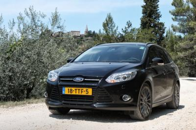 Test Ford Focus Wagon 1.0 EcoBoost