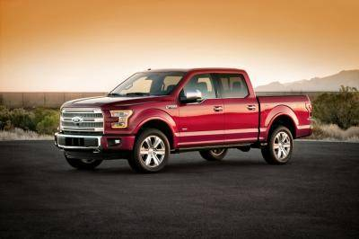 3. Ford F-150