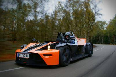 KTM X-Bow: Ready to race?