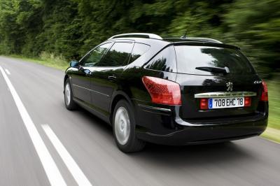 8. 'Peugeot 407 SW de allerduurste'