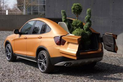 9. BMW X3 Deep Orange 4 Concept