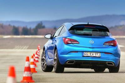 10. Opel Astra OPC